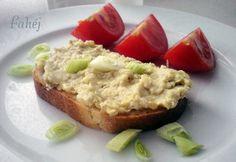 Hungarian Recipes, Salmon Burgers, Pesto, Baked Potato, Mashed Potatoes, Banana Bread, Cinnamon, Dips, Sandwiches