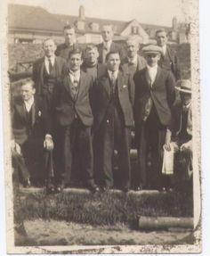 Patients at Romsley Sanatorium