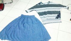 look what I got from ukay today hoho ukay is the best!