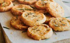 Receita de biscoito salgado com ervas para a fase cruzeiro PP dukan.