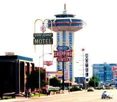 Las Vegas - 1950s  1960s  The Landmark Hotel
