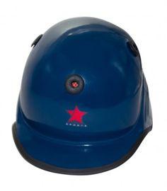 Baseball Helmet Fiber Glass Color Availability :Blue Size : Standard  Type :Fiber Glass Pro