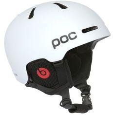 Julia Mancuso POC helmet and IRIS goggles. Good for what ...