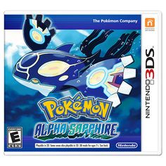 "Pokemon Alpha Sapphire for Nintendo 3DS - Nintendo - Toys ""R"" Us"