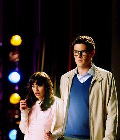 Rocky Horror Glee Show! I love this episode Glee Rachel And Finn, Finn Glee, Lea And Cory, Rachel Berry, Glee Season 4, Finn Hudson, The Rocky Horror Picture Show, Glee Club, Cory Monteith
