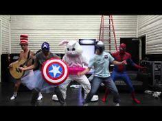 Backstreet Boys - Harlem Shake Hahahaha hilarious!