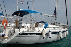 Sailing boat Elan 333 for rent in Ugljan