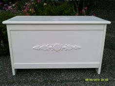 pine toy box $95 For sale Chilliwack 604-824-9857 www.mypaintedfurniture.com