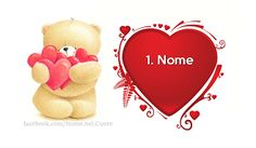 Nome nel Cuore | Cuore 17/2 Flowers Gif, When You Love, New Years Eve Party, Wise Quotes, Artistic Photography, Emoticon, Friends Forever, Teddy Bear, Christmas Ornaments