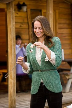 This crochet sweater is a classic. Belcarra Cardigan - Media - Crochet Me