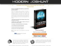Modern Job Hunt - http://www.vnulab.be/lab-review/modern-job-hunt