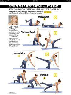 TA Workout