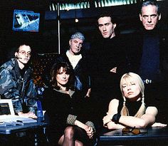 La Femme Nikita – Perfect workplace atmosphere: be the best or die