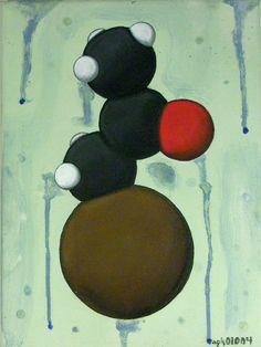 spesielt: Molekylmaling