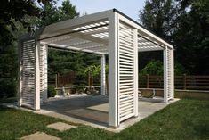 Gazebo in legno Proverbio Outdoor Design