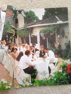 CA wedding at home