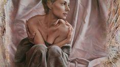 おはようございます。 今日4/21はニーナ・シモンの命日。 今朝の一曲は「You Don't Know What Love Is」、ソウルフルで深みのあるニーナのヴォーカルが素晴らしい。 映像はパスカル・ショヴィのアート作品です。