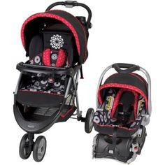 Baby Trend EZ Ride 5 Travel System, Mums, Black