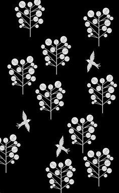 Bird Textile design