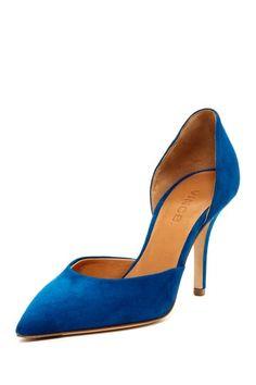Celeste Pointed Toe High Heel by Vince on @HauteLook