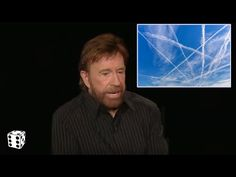 Chuck Norris Talks Chemtrails, Geoengineering, and Weather Modification Programs - YouTube