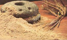 #gofio es harina de cereales, típico para #Tenerife y las Islas Canarias