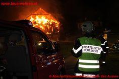 Großbrand Liezen / Strassen #feuerwehr #firefighters