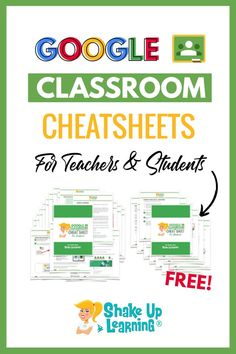 Right now, teachers are seeking lots of extra resources to help with home learning during this unexpected school closure Cheat Sheets, Teaching Technology, Educational Technology, Educational Assistant, Instructional Technology, Instructional Strategies, Teaching Strategies, Educational Games, People Reading