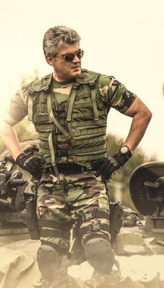 Thala Ajith Latest Mass HD images, stills Wallpapers, DP