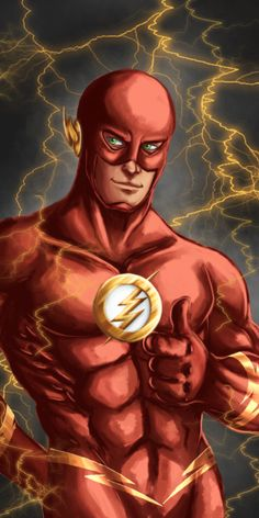 Fastest Man Alive by ForgeInFlames on deviantART