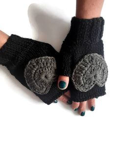 Hand Knit Fingerless Gloves Arm Warmers Womens fingerless | Etsy Wrist Warmers, Hand Warmers, Valentine Day Gifts, Valentines, Gloves Fashion, Fingerless Gloves Knitted, Etsy Crafts, Crochet Pattern, Hand Knitting