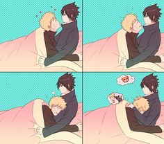 bunch of sasunaru pics (smut pictures are private) credit goes to … # Outros géneros # amreading # books # wattpad Sasuke X Naruto, Naruto Comic, Anime Naruto, Naruto Cute, Naruto Funny, Otaku Anime, Naruto Uzumaki Shippuden, Sasunaru, Narusasu