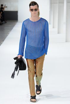 Dries Van Noten Spring 2013 Menswear - Collection - Gallery - Style.com