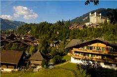 Gstaad - Suiça