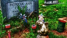 Willow Creek Cemetery in Tomball Texas