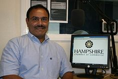 Your business can be helped by the experts. Sandeep Sesodia is the Chairman of the Southampton Business Board of The Hampshire Chamber of Commerce. He also set up the Hampshire Chamber Asian Network in Southampton and as some great tips for new businesses with 30 years in the Banking and Financial Sector under his belt.