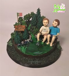 Bety' Sugarland - Cake Design by Elisabete Caseiro Cake Design, Desserts, Food, Cakes For Men, Cakes For Boys, Art Cakes, Cake Baby, Tiered Cakes, Candy Table