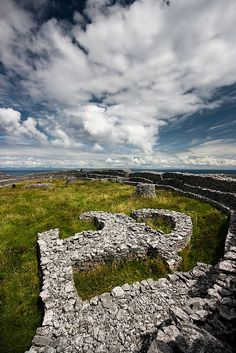 The Fort on Inis Meain by stunt_penguin, via Flickr