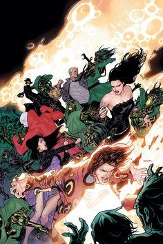 Justice League Dark Vol.1 #5 - Ryan Sook