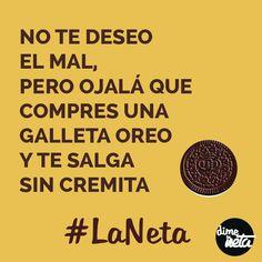 #Lol #LaNeta #FrasedelDía