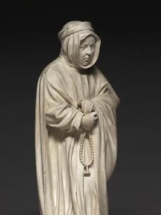 Throughout most of their history these alabaster mourners have evoked a sense of awe and mystery as well as curiosity and admiration. They were originally arranged in processional order around the Processional Order, Cleveland Museum Of Art, Be Bold, Duke, Medieval, Mystery, Burgundy, Sculpture, Statue