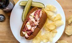 Tarragon Lobster Roll