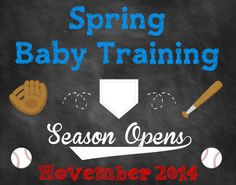 Custom Printable Baseball Pregnancy Announcement // Baseball Pregnancy Reveal // Baseball Announcement // Spring Training