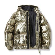 Finger in the Nose winterjas Finger, Bomber Jacket, Winter Jackets, Girls, Fashion, Winter Coats, Little Girls, Moda, Winter Vest Outfits