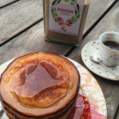 Pancakes de ponche de nutella – Pachy Castillo Pou – Dominican Chef