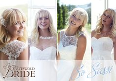 New Arrivals from So Sassi for 2016. Stocked at Cotswold Bride. www.cotswoldbride.com