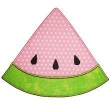 Watermelon Slice  Planet Applique