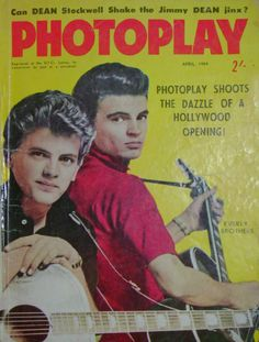 Everly Brothers Photoplay magazine