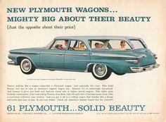 '61 Plymouth Wagon