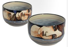 Sisters Bowl from different angles by Ian McWhinnie.
